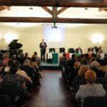 """Sala civica """"B. Barbarani"""" Sabato 4 giugno 2016"""