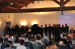 Intermezzo musicale con il Coro PolifonicoMonteforte